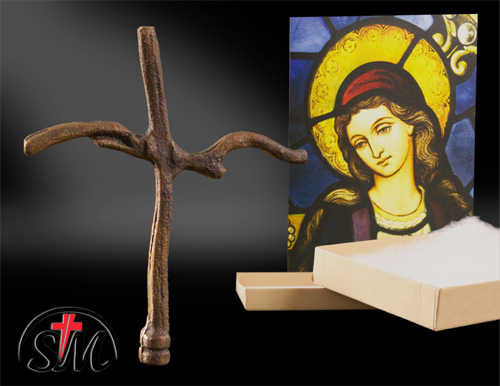 The Saint Miriam Holding Cross™