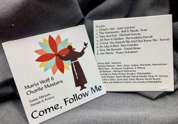 Have checked out the shop? CD's and Holding Crosses!