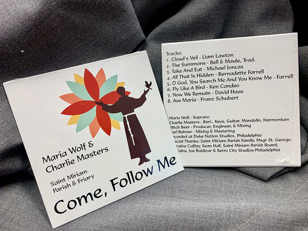 Come, Follow Me! Audio CD