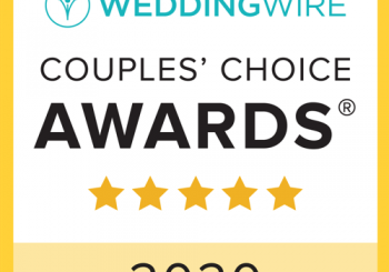 Father James St. George Named Winner in 2020 WeddingWire Couples' Choice Awards®