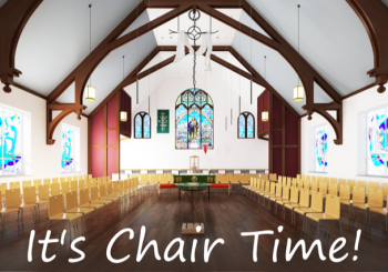 An Update from Our Pastor, Monsignor Jim (May 26, 2020)