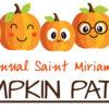 The Annual Saint Miriam Parish Pumpkin Patch!