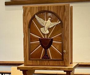 Saint Miriam Unveils A New Tabernacle