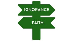 The Ignorance of Faith.