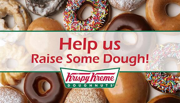 Krispy Kreme Doughnuts Fundraiser