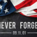 Never Forget – 20th Anniversary of 9/11/01